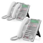 NEC 1100060 (3 Pack) Digital 12-Button Telephone