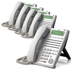 NEC 1100160 (5 Pack) Five 24-Button IP Telephones