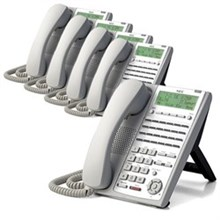 NEC IP Corded Phones 1100160 5
