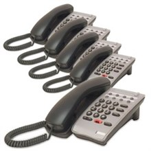 NEC Analog Corded Phones 780025 5Pack