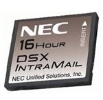 Nec 1091013 Dsx Intramail 8-port-16-hour Voice Mail 128 Mailboxes