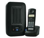 NEC 730095 Cordless DECT Telephone (Black)