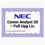 NEC 1101111 Comm Analyst Upgrade License