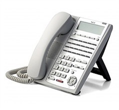 NEC IP Corded Phones nec 24 button ip telephone